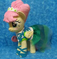 "Fluttershy Fashion Model 23"" Plush Pony my little pony plushie mlp fim handmade"