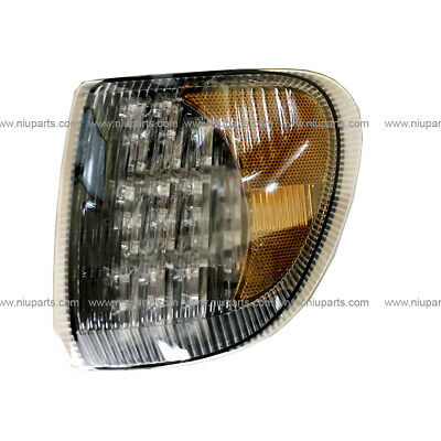 International 9200 /& 5900 Headlight with LED CORNER LAMPDriver LH