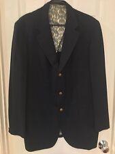 * CARROLL & CO * Beverly Jacket 44 R Dark Blue Navy men's coat elegant classic