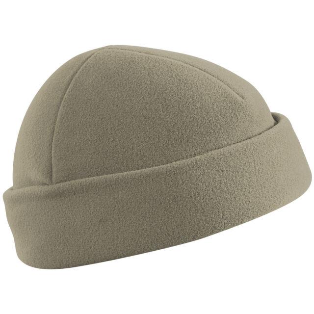 Helikon Soft Warm Army Watch Cap Docker Hat Commando Work Military Beanie  Khaki bca3d077b842
