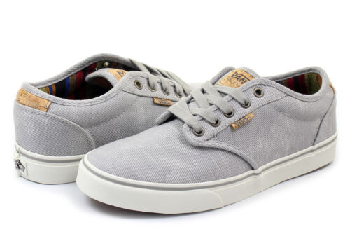 Details about New VANS Herren Atwood Deluxe Mens Athletic Sneakers Shoes  Size 8 (M) 100% Auth.