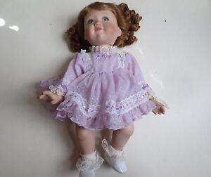 Ashton-Drake 1998 Ruffles and Ribbons Collection Doll by Barbara Madeja