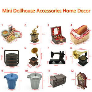 Mini-Dollhouse-Accessories-Home-Decor-Kitchen-Food-Furniture-Antique-Gift-Toy