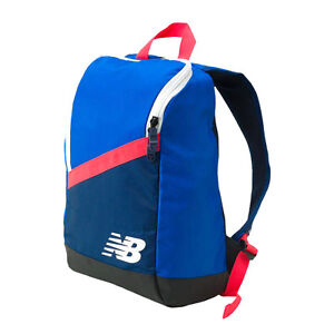 f0b697bd120 Image is loading New-Balance-Team-Medium-Bag-Polyester-Zip-Backpack-