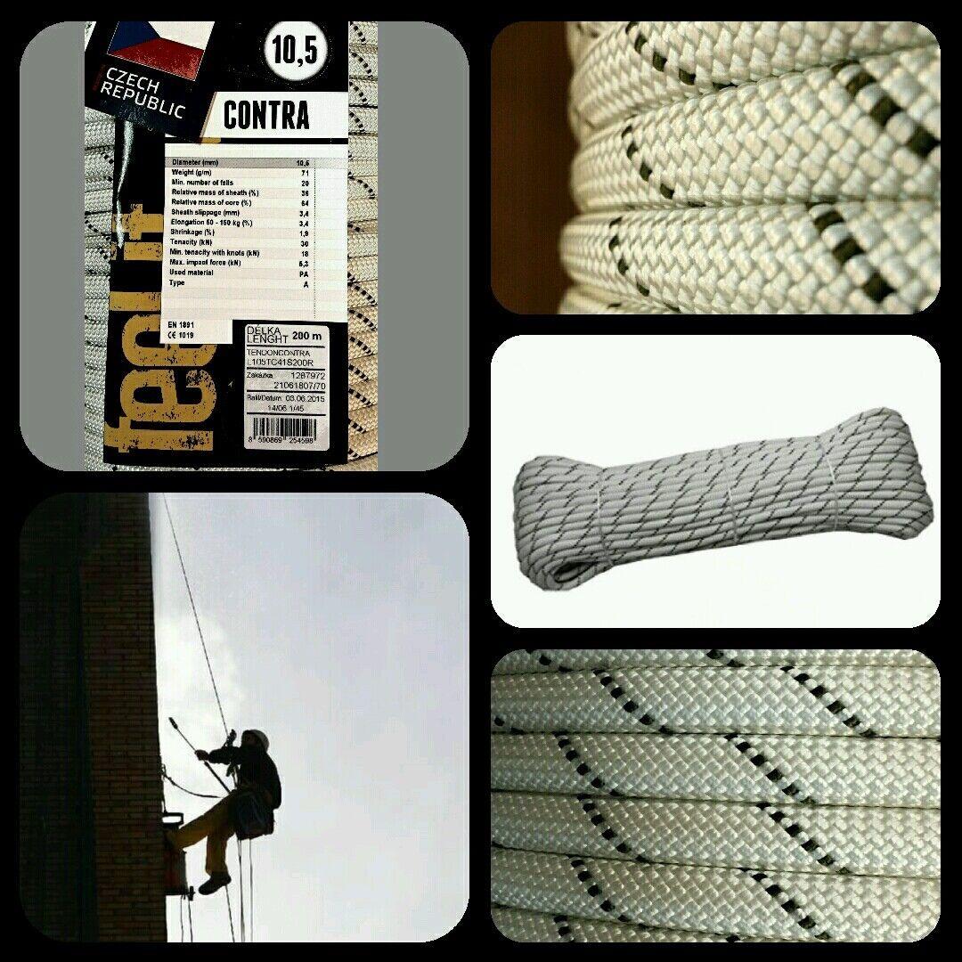 Seil klettern halb statische 10.5mm x 50mts Grünikale Grünikale Grünikale höhlenforschung rappel  | Sale Online Shop  | Vielfältiges neues Design  31e300