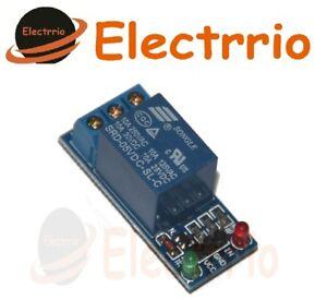EL0450-MODULO-1-RELE-5V-ARDUINO-ELECTRONICA-RELAY-RELE-SHIELD-desde-Espana