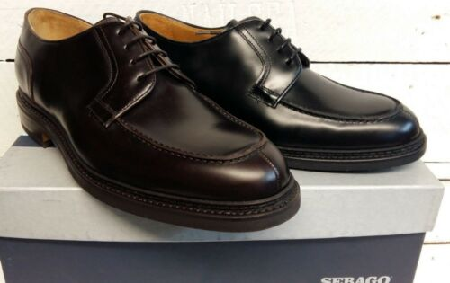 Men/'s Sebago Granada Welted Leather Lace Up Shoes