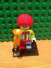 LEGO 8683 SERIES 1 .CIRCUS CLOWN GOOD CONDITION