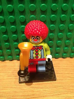 LEGO 8683 SERIES 1 .CIRCUS CLOWN BRAND NEW SEALED