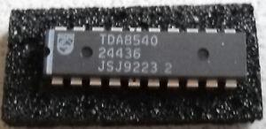 IC TDA8540 4 × 4 video switch matrix, 1 Stück NOS, Philips