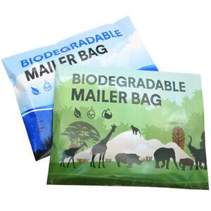 Pack-of-100-Biodegradable-Mailer-Bags-Self-Seal-Strong-Designer-Mailing-Envelope