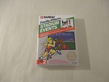 Stadium Events - NES Custom Art Case/Box (No Game)