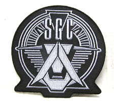 "Stargate SG-1  Prometheus Logo 4"" Uniform Patch- FREE S&H  (SGPA-02)"
