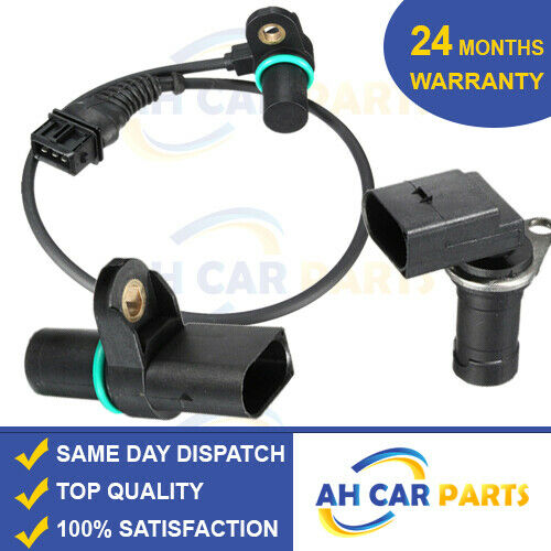 Intake Exhaust Camshaft Position Sensor Crankshaft Sensor For Bmw 3 Series  E46
