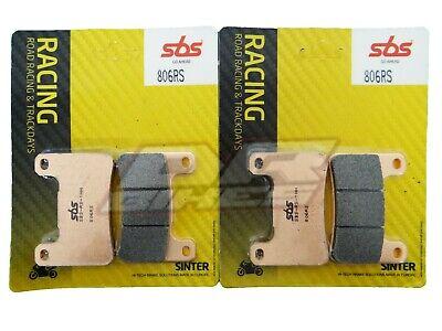Suzuki GSX-R 1000 K6 2006 Full Set Sintered Brake Pads