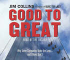 Good to Great by Jim Collins (CD-Audio, 2005)