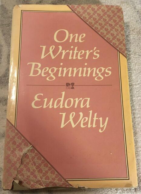 ONE WRITER'S BEGINNINGS | Kirkus Reviews