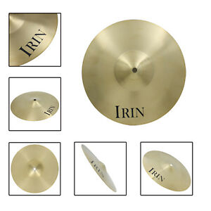 brass cymbal for drum set splash hi hat crash ride 12 39 39 14 39 39 16 39 39 18 39 39 20 39 39 ebay. Black Bedroom Furniture Sets. Home Design Ideas