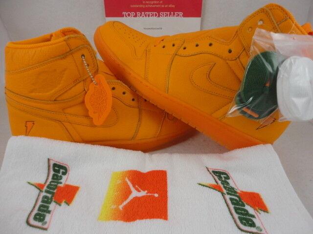Nike air jordan 1 retro retro 1 - hi og g8rd, orangenschale, aj5997 880, größe. 33aa9b