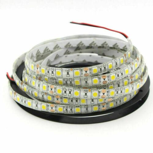 5050 RGB 5Color CCT LED Strip Waterproof DC 12V 24V CCT RGBW RGBWW string light