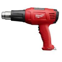 120-volt Dual Temperature Heat Gun Milwaukee 8975-6 on sale