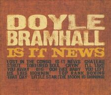 Is It News by Doyle Bramhall (CD, Sep-2007, Yep Roc) NEW! FREE SHIPPING