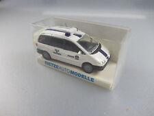 """Rietze: Polizei-Wagen Ford Galaxy Nr. 50743 Police Ville de Verviers""""   (GK7)"""