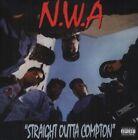 NWA Straight Outta Compton LP Vinyl 33rpm 25th Anniversary