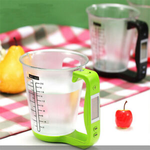 LCD-Digital-Electronic-Measuring-Cup-Scale-Jug-Scales-Household-Kitchen-Tools