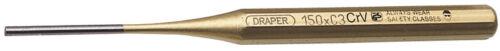 Genuine DRAPER Expert 3 mm x 150 mm octogonale parallèle Pin Punch51661
