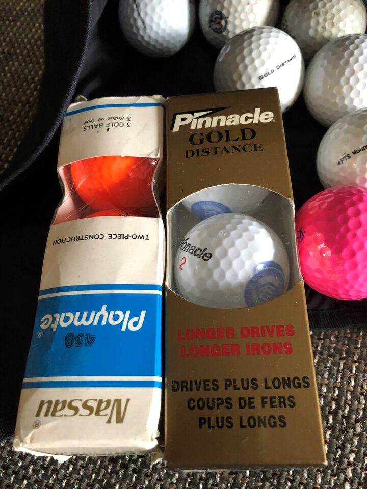 Golfbolde, Pinnacle , NASSAU