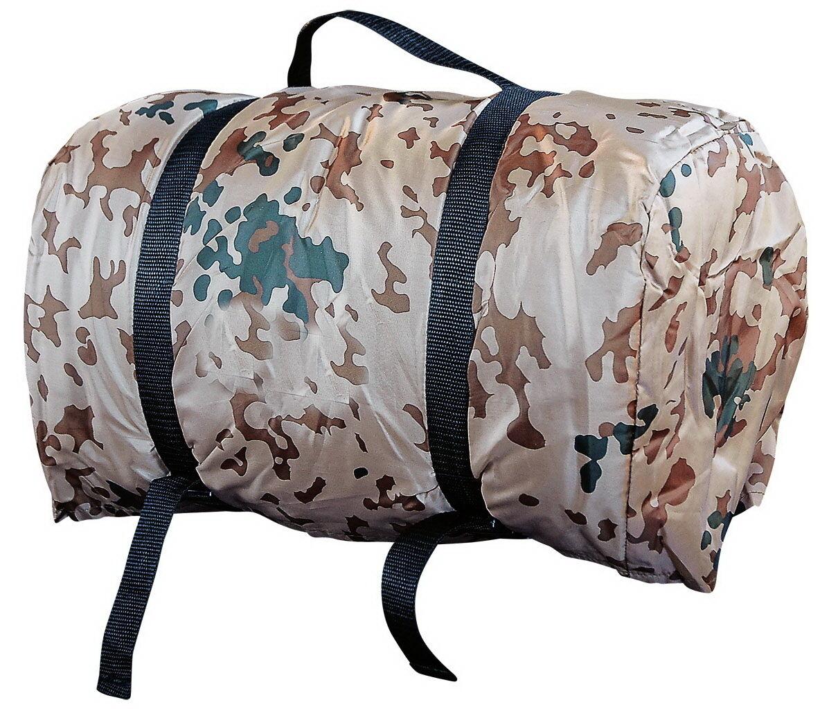 Army Pilots Sleeping Bag BW Bundeswehr Tropical Camouflage US Survival Safari