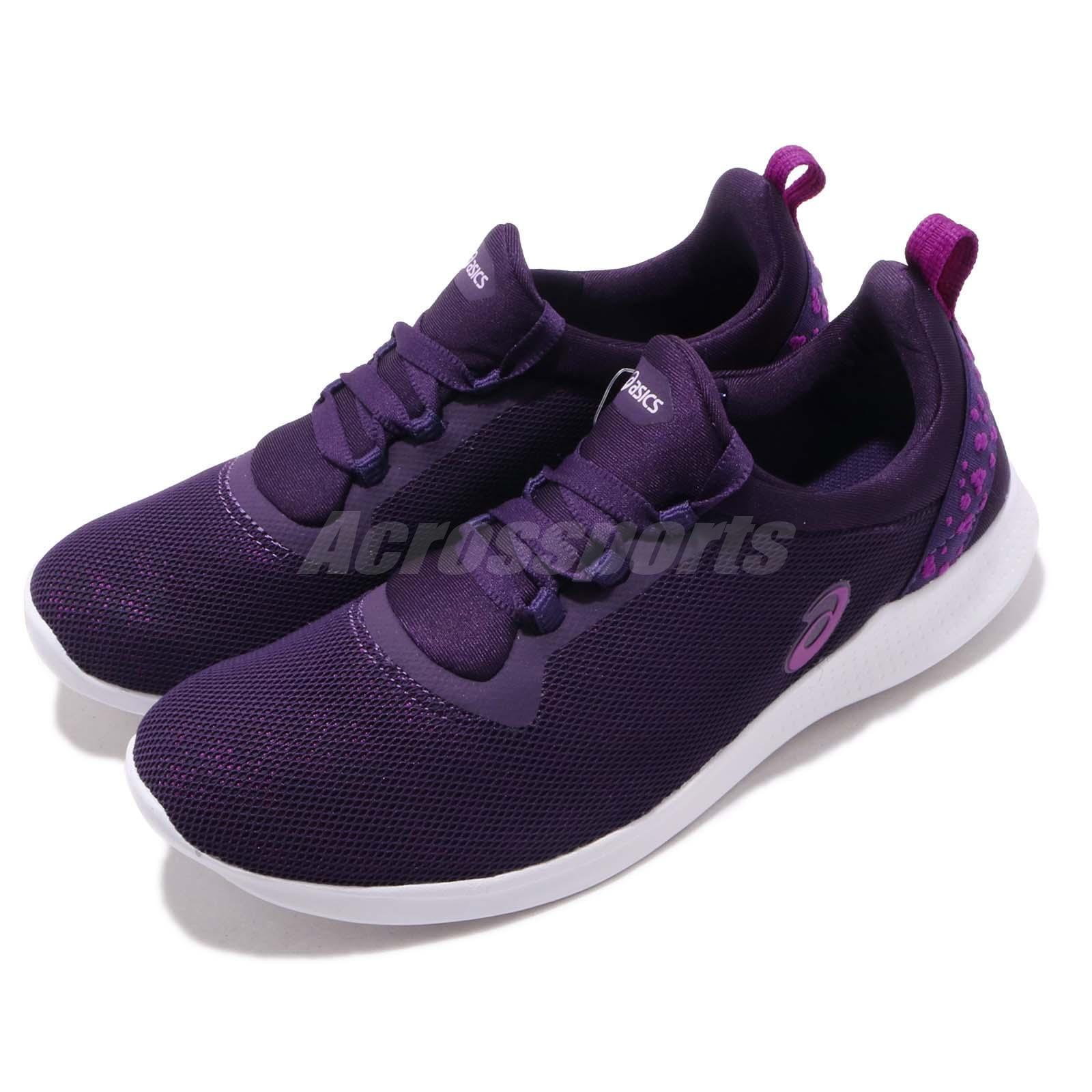 Asics Fit sana 4 4 4 Púrpura Para Mujer Fitness Entrenamiento Cruzado Zapatos De 1032A004-500 20ecf6