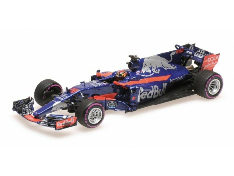 MINICHAMPS 1 43 SCUDERIA Tor rouge RENAULT STR12 BRENDON HARTLEY GP MESSICO 201