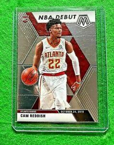 CAM REDDISH MOSAIC NBA DEBUT ROOKIE CARD ATLANTS HAWKS 2019-20 MOSAIC BASKETBALL