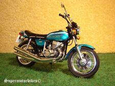 1:18 Kawasaki 750 H2 Mach IV Blaumetallic 1972 / 02862