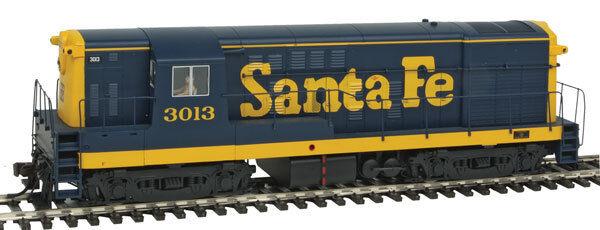Traccia h0-Atlas DIESEL FM h16-44 Santa Fe -- 10001613 NUOVO NUOVO NUOVO ade50c