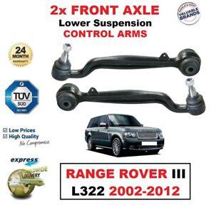 2x rotule essieu avant gauche//droite pour Land rover range rover sport