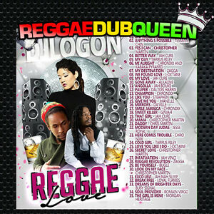 Details about DJ Logon - Reggae Love Mixtape  Lovers Rock Mix CD