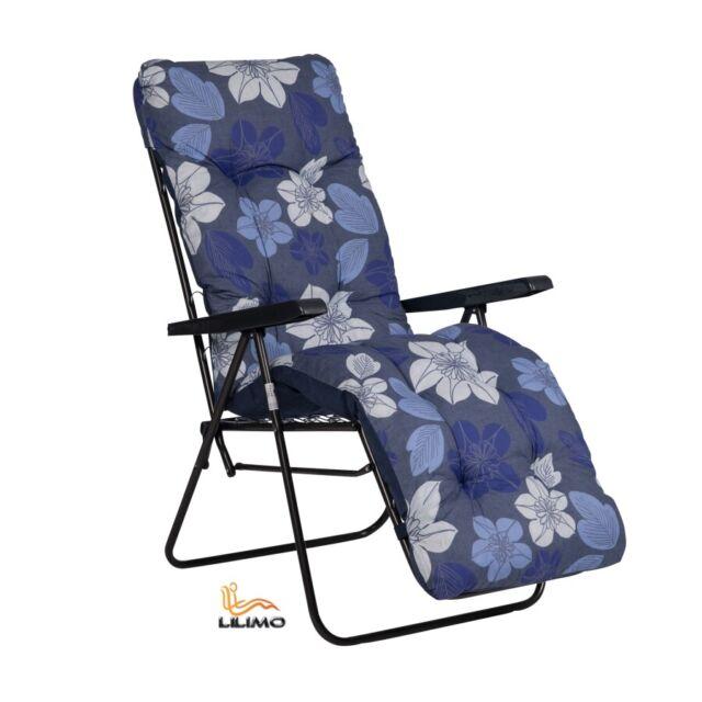 Relaxsessel Paris 01150 01 Campingstuhl Mit Liegefunktion Gunstig
