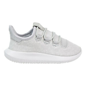 best service 31077 56c5c Details about Adidas Tubular Shadow C Little Kid's Shoes Light Grey/White  bz0339