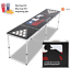 JOYMOR-BEER-PONG-TABLE-8-039-ALUMINUM-FOLDING-INDOOR-OUTDOOR-TAILGATE-DRINKING-GAME thumbnail 4