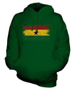 GHANA-DISTRESSED-FLAG-UNISEX-HOODIE-TOP-GHANAIAN-FOOTBALL-JERSEY-GIFT