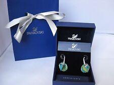 NUOVO CON SCATOLA ORIGINALE SWAROVSKI SUN Blu Aurora Boreale orecchini 928361 MOTHER'S dayrrp £ 79