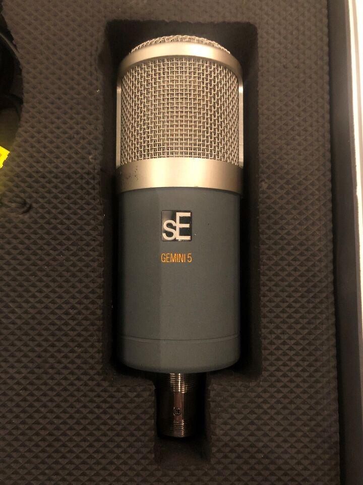 Mikrofon, sE Electronics GEMINI 5