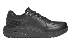 New-Balance-Mens-Leather-928v3-Bk3-Black-Wide-Medicare-Walking-Shoes-MW928BK3