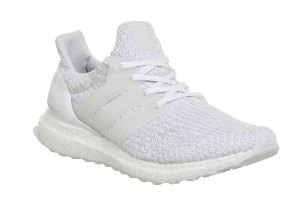 Adidas Ultra Boost Trainers blanc  Mono Uk 8.5 24 Eu 42.7 EM36 24 8.5 9e4952