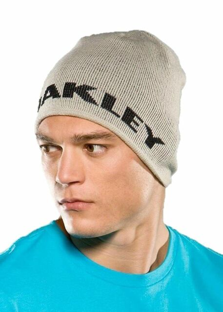 2aba2ab8 Oakley Unisex Bark Beanie Winter Hat Nickel Color One Size for sale ...