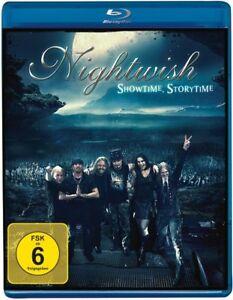 NIGHTWISH-SHOWTIME-STORYTIME-2-BLU-RAY-NUOVO