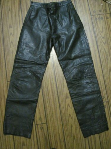 Wilsons Suede & Leather Ladies Pants